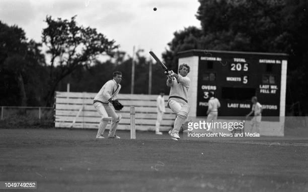 Phoenix Cricket Club Vs University of Surrey Cricket Club in the Phoenix Park