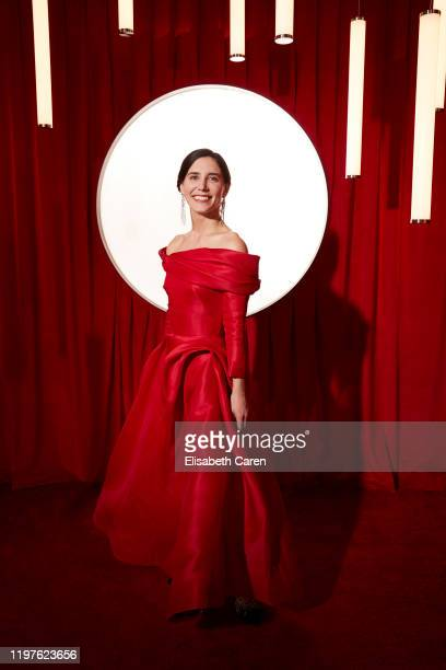 Phoenix Mellow attends the 22nd Costume Designers Guild Awards at The Beverly Hilton Hotel on January 28 2020 in Beverly Hills California