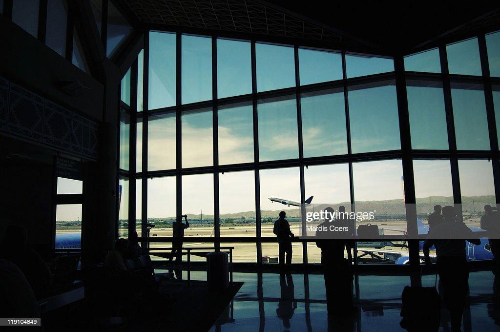 Phoenix sky harbor airport : Stock Photo