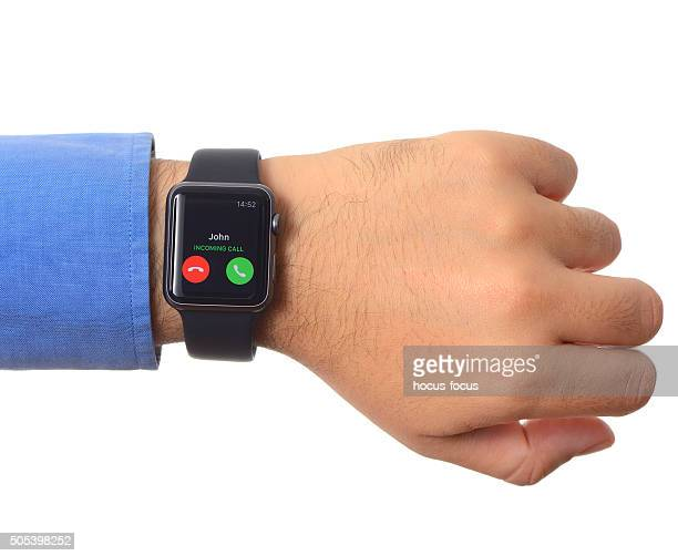 Phone call on Apple Watch