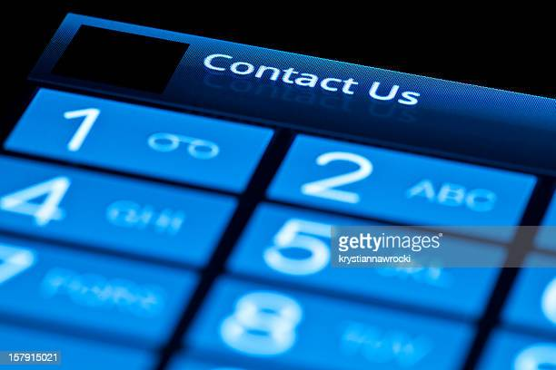phone contact us - contact us stock pictures, royalty-free photos & images