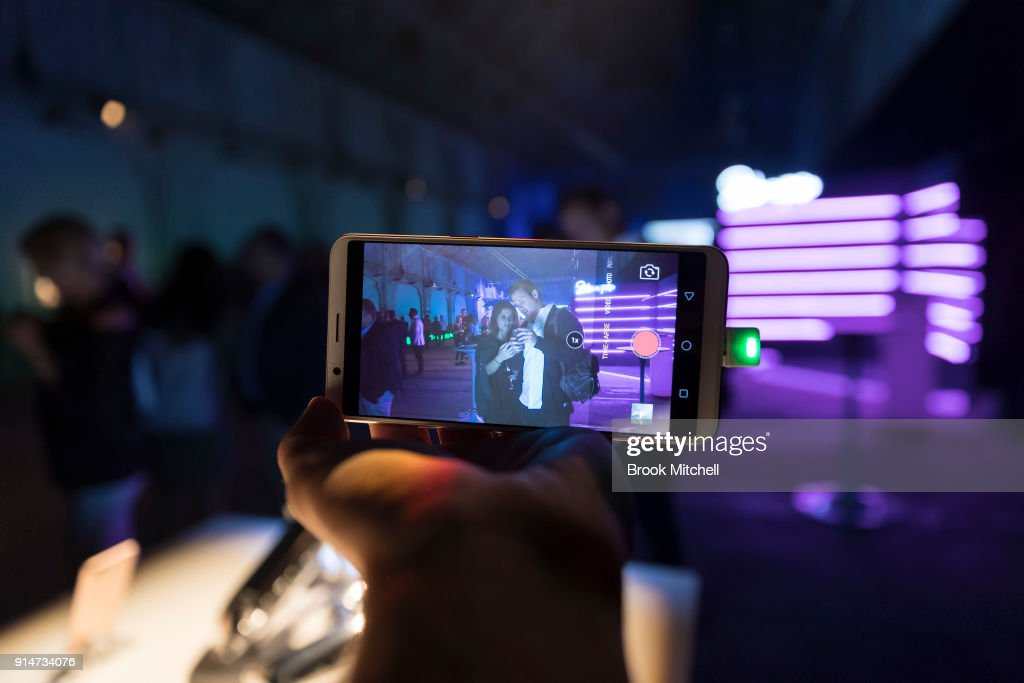 OPPO Smartphone Launch : News Photo