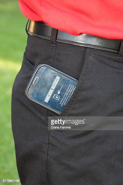 Phone in Pocket with Low Battery