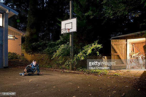 phone man - driveway stock pictures, royalty-free photos & images