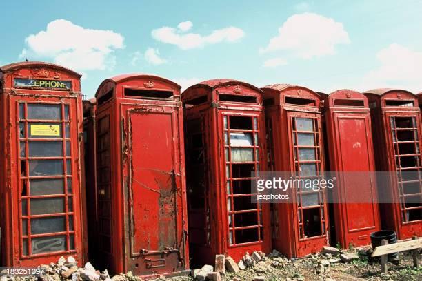 phonebox graveyard