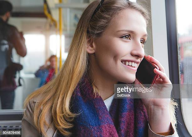 Phonecall on a Train