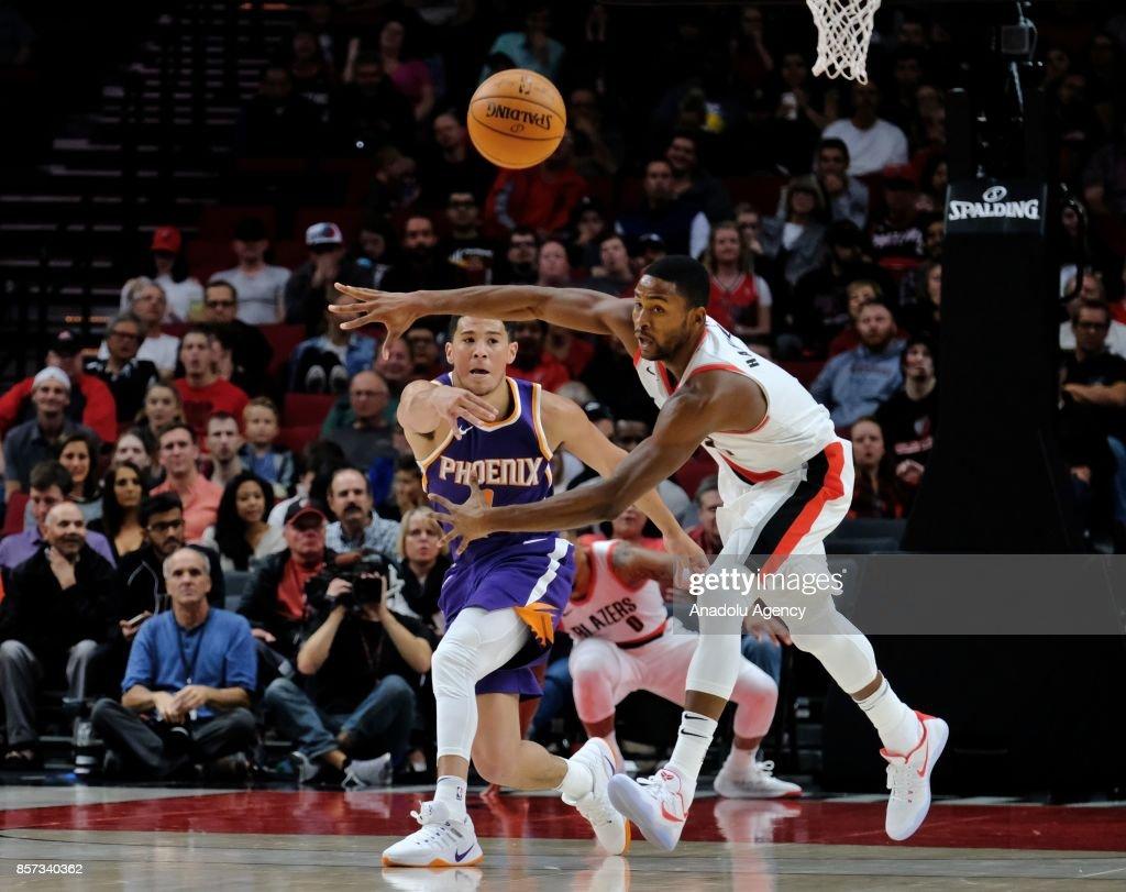 Phoenix Suns v Portland Trail Blazers : News Photo