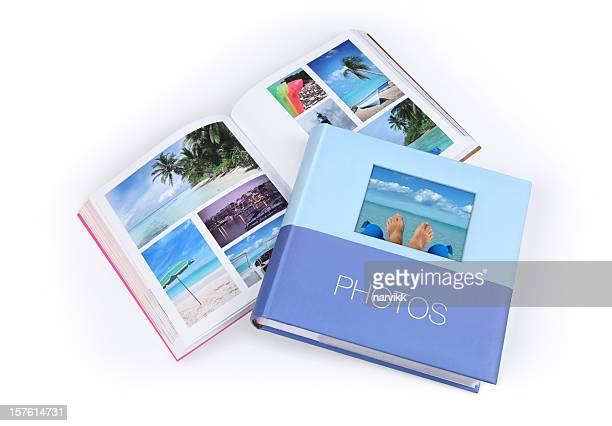 Los álbumes de fotos