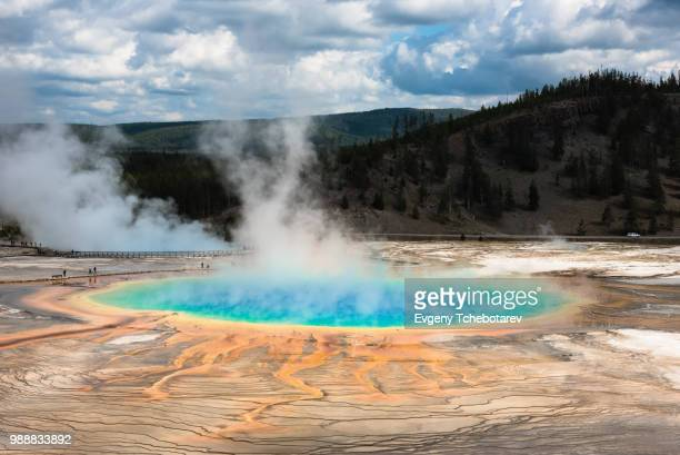 photo by: evgeny tchebotarev - hot spring stock pictures, royalty-free photos & images