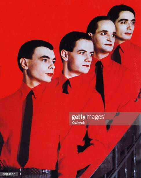 Photo by Fröhling/Kraftwerk/Getty Images KRAFTWERK Posed group portrait
