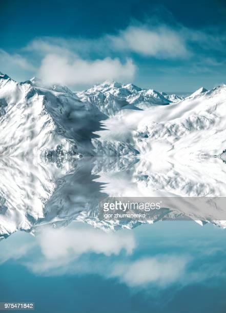photo by: igor zhumanenko - gletscher stock-fotos und bilder