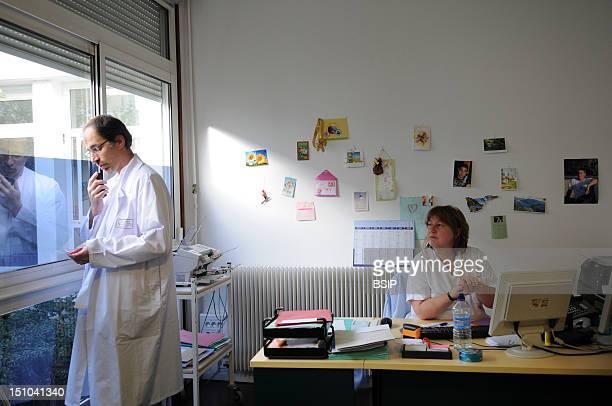 Photo Essay At Henry Gabrielle Hospital In Lyon France Dr Nicolas Morel Journel Surgeon Urologist