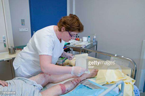 Photo Essay At The Department Of Dermatology At The Bocage Hospital University Hopital Of Dijon France Photo Essay At The Department Of Dermatology...