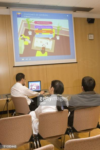 Photo Essay At The Hospital Of Meaux 77 France Seminar Of News Photo Getty Images