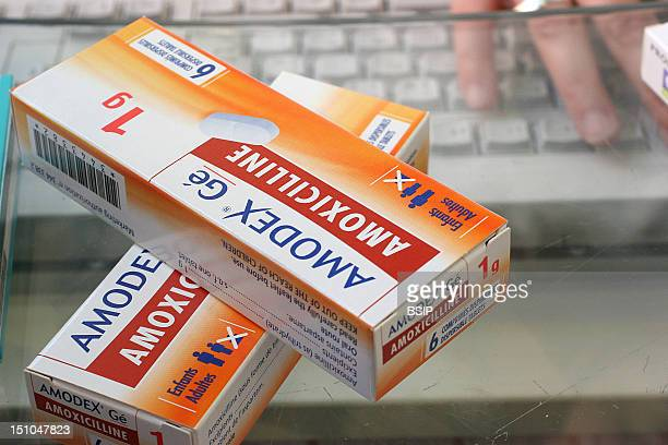 Photo Essay For Press Only Chemist's Shop Amoxicillin Generic Antibiotic