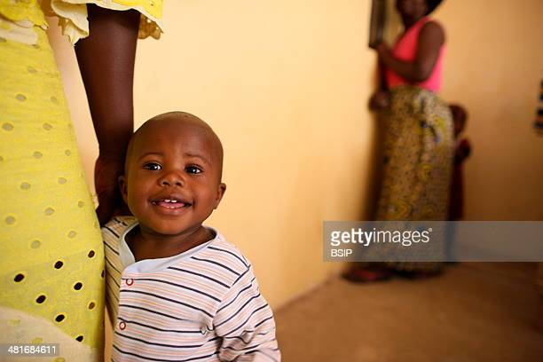 Photo essay in Lome Togo Medical center for HIV patients