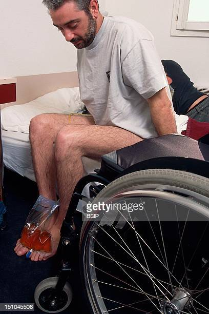 Photo Essay With Disabled Person