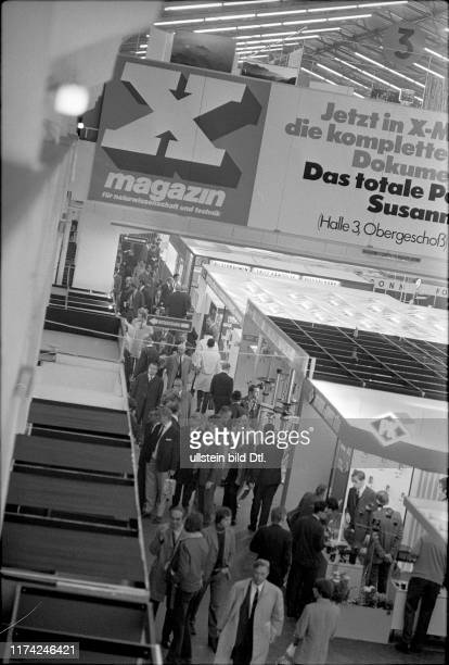 Photo fair Photokina Cologne 1970