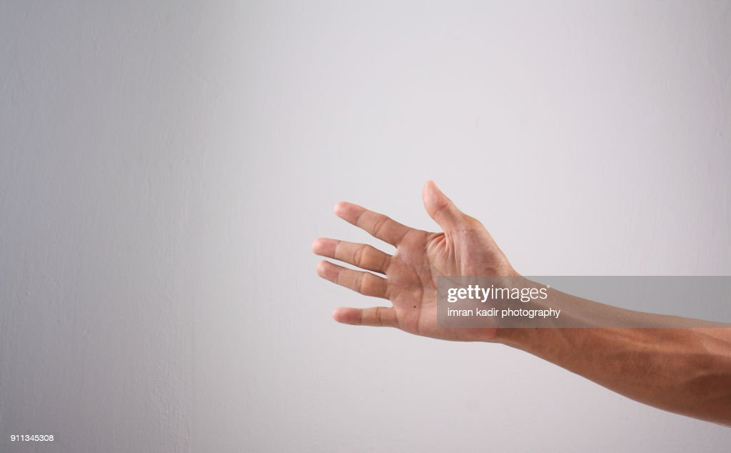 Photo for body part hand : Stock-Foto