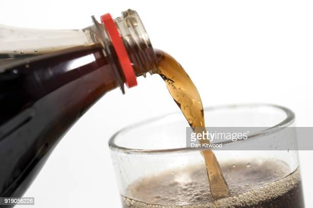 A photo illustration of a fizzy cola drink on February 16 2018 in London England A recent study by a team at the Sorbonne in Paris has suggested that...