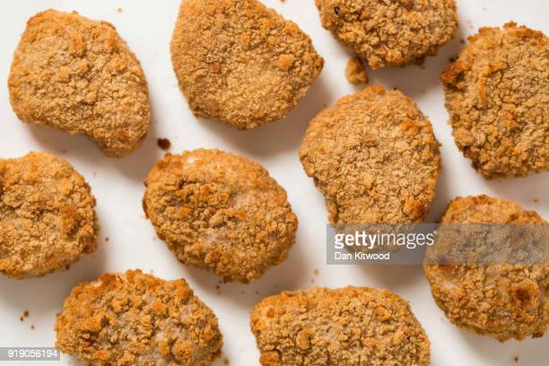 A photo illustration of Chicken Nuggets on February 16 2018 in London England A recent study by a team at the Sorbonne in Paris has suggested that...