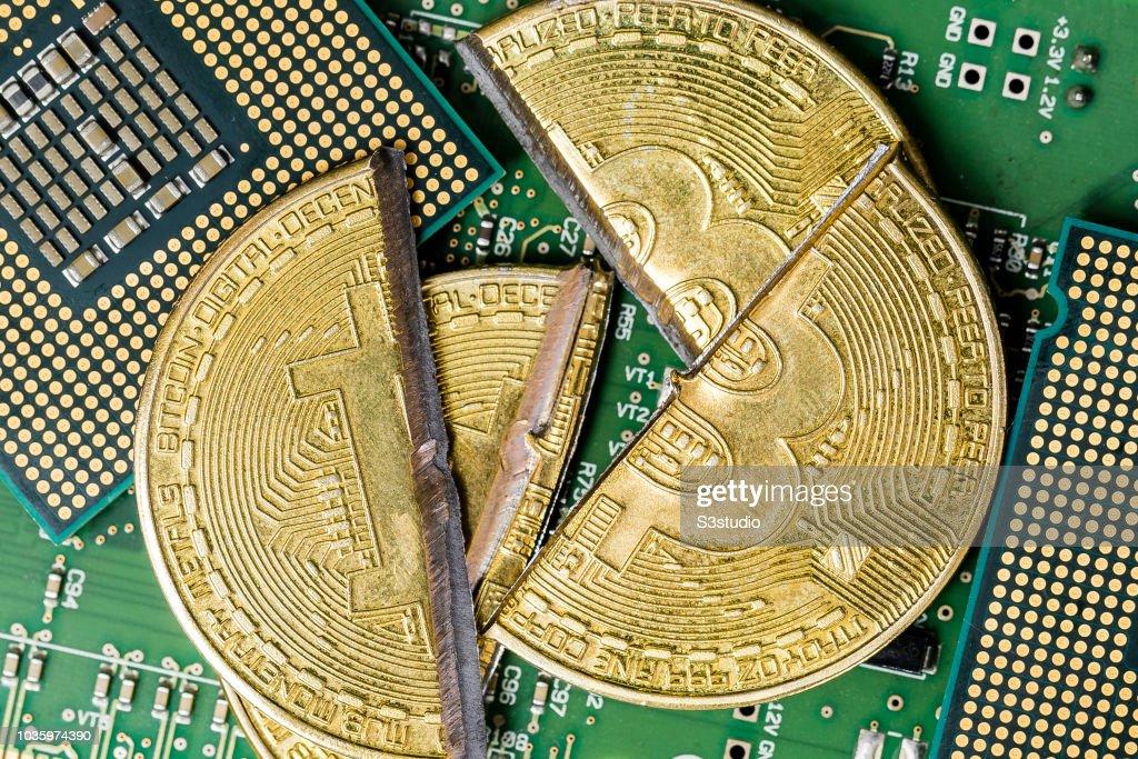 Cryptocurrency 2018 : Nachrichtenfoto