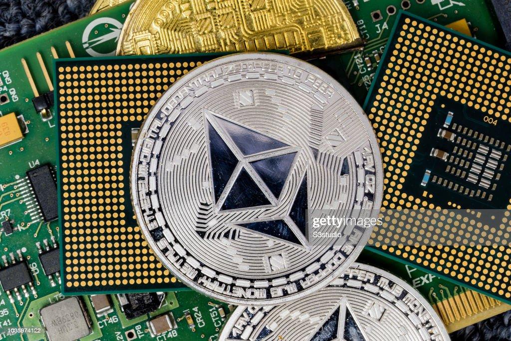 Cryptocurrency 2018 : News Photo