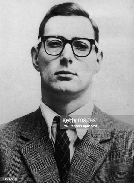 A photo issued by Scotland Yard 2nd August 1963 of great train robber Bruce Reynolds in the aftermath of the 26 million pound train robbery committed...