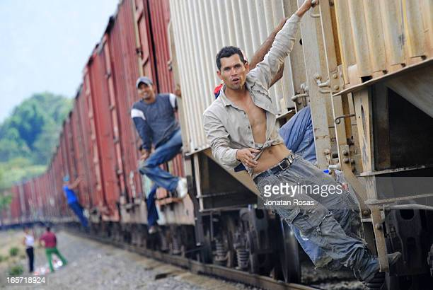 Photo: Jonathan Rose Reyes Amatlán of Veracruz, is a must for Central American immigrants, where in the last six years have gone about 7mil them