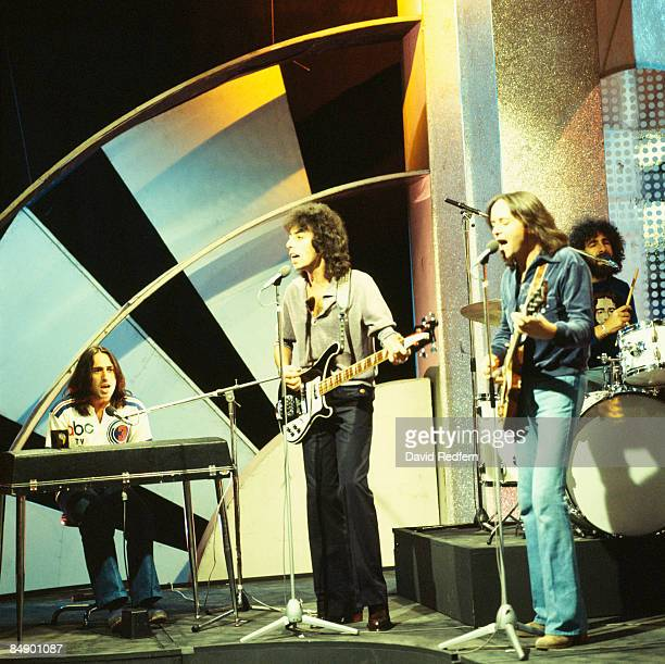 POPS Photo of 10CC and Eric STEWART and Graham GOULDMAN and Lol CREME and Kevin GODLEY LR Lol Creme Graham Gouldman Eric Stewart and Kevin Godley...