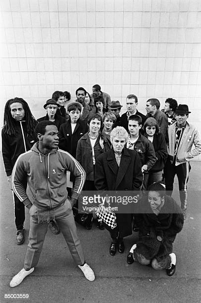 Photo of 2TONE 2 TOUR Bodysnatchers and others posed on 2Tone 2 Tour