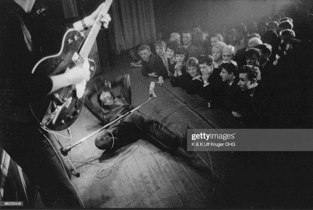 Photo of 50's STYLE and Vince TAYLOR and CONCERT and FANS : News Photo