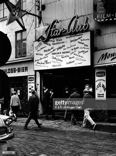 Photo of 60's STYLE and STAR CLUB and VENUES and BEATLES Opened 13th April 1962 Initially operated by Manfred Weissleder and Horst Fascher Club...