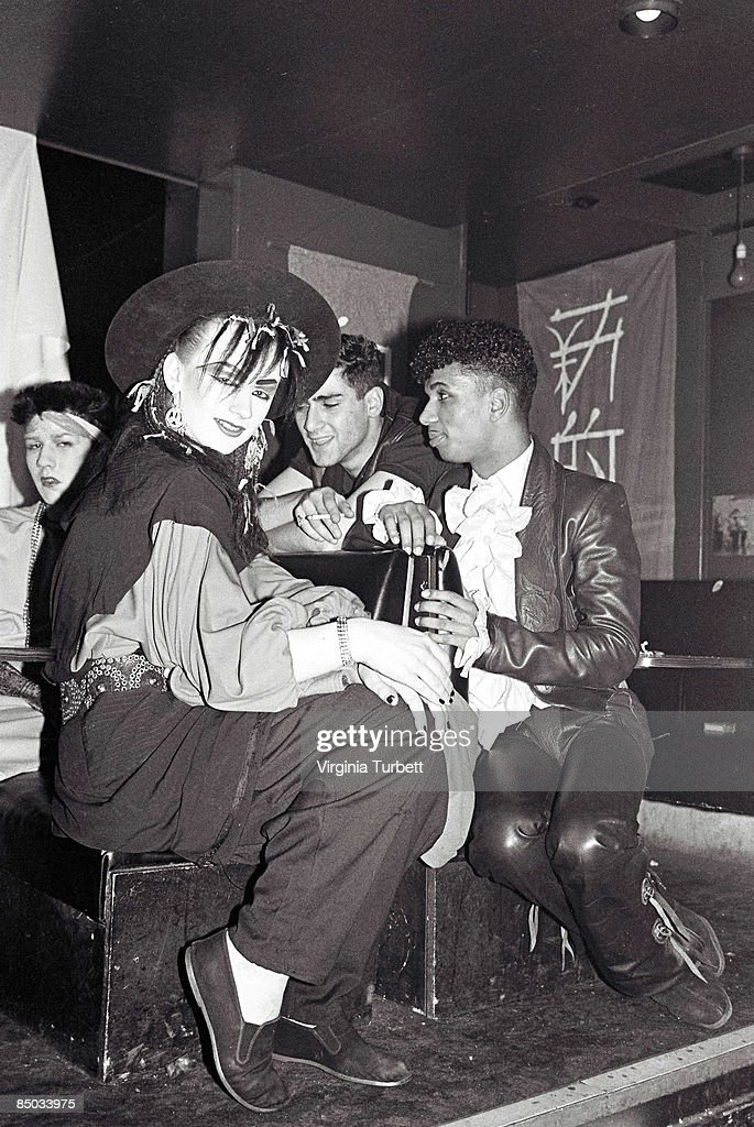 Photo of 80'S STYLE and BOY GEORGE and NEW ROMANTICS and CULTURE CLUB : News Photo