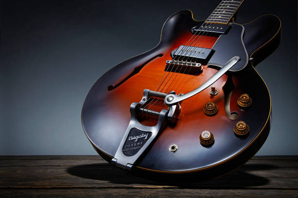 Luther Dickinson Signature Gibson