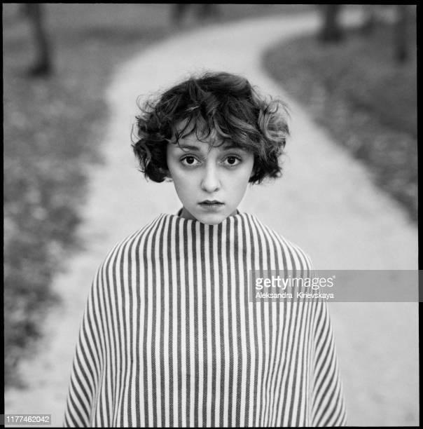 photo of a girl - ジェンダー・ステレオタイプ ストックフォトと画像