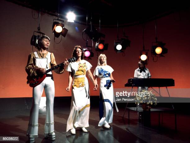Photo of ABBA 1 ABBA TVspecial Copenhagen 1977