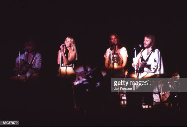 Photo of ABBA 6 ABBA Copenhagen October 1979