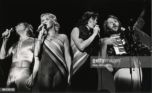 AHOY Photo of ABBA Abba Ahoy' Rotterdam
