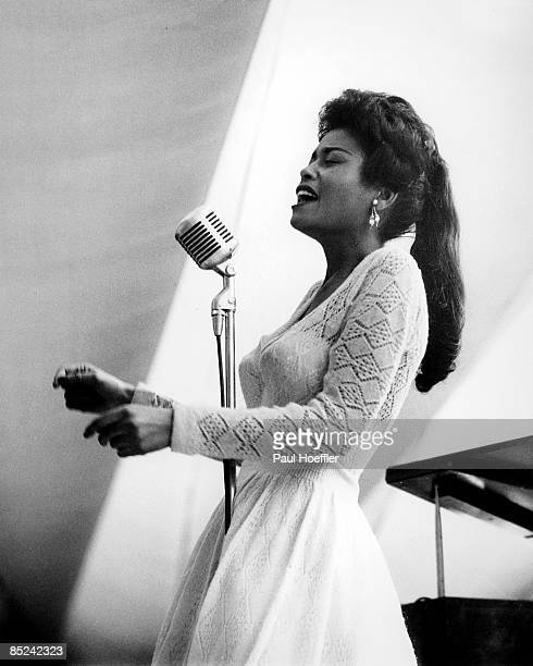 Photo of Abbey LINCOLN live in Rochester New York