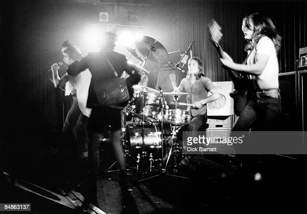 ROOMS Photo of AC/DC and AC DC and Bon SCOTT and Angus YOUNG and Phil RUDD and Mark EVANS LR Bon Scott Angus Young Phil Rudd and Mark Evans...