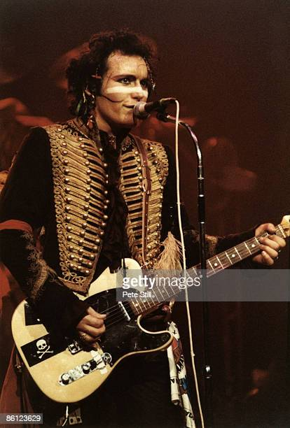 Photo of Adam ANT and ADAM THE ANTS Adam Ant performing on stage