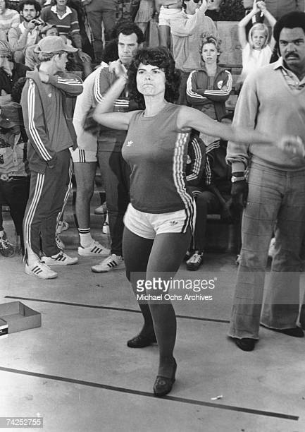 Photo of Adrienne Barbeau Photo by Michael Ochs Archives/Getty Images