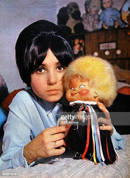 Photo of Adrienne POSTA Portrait with a doll
