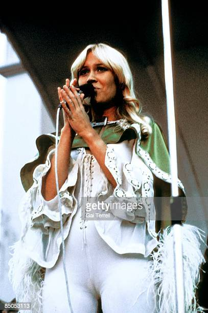 Photo of Agnetha FALTSKOG and ABBA Agnetha Faltskog performing live onstage