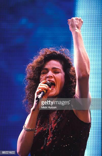 Photo of Alannah MYLES