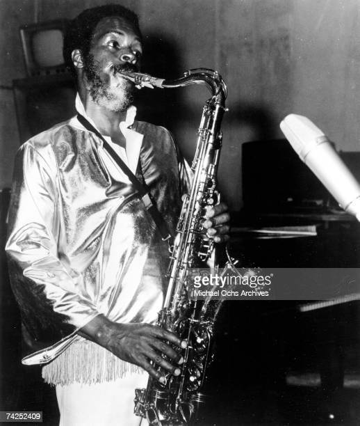 Photo of Albert Ayler Photo by Michael Ochs Archives/Getty Images