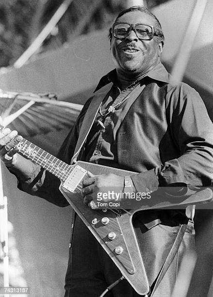 Photo of Albert King Photo by Tom Copi/Michael Ochs Archives/Getty Images