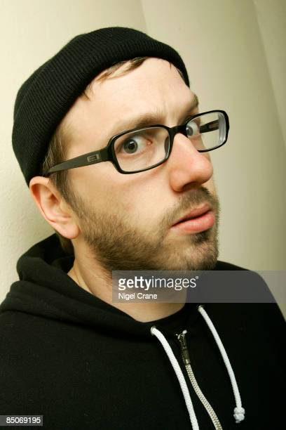 ACADEMY Photo of ALEXISONFIRE Posed portrait of Dallas Green