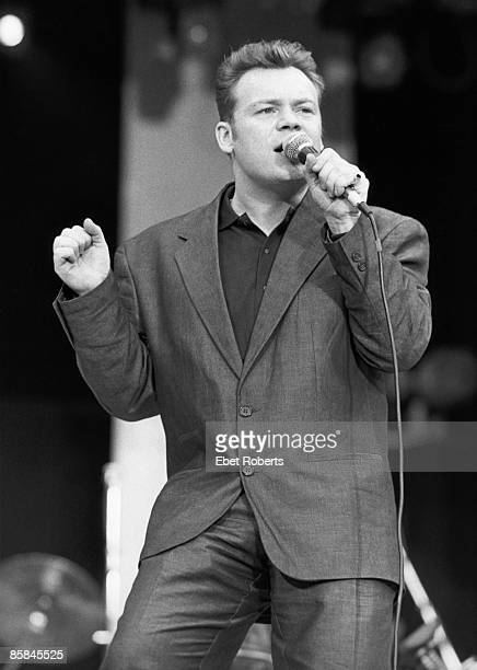 Photo of Ali CAMPBELL and UB40 Ali Campbell at the Nelson Mandella Freedom Fest